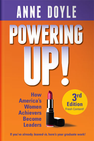 Powering Up! Book Cover